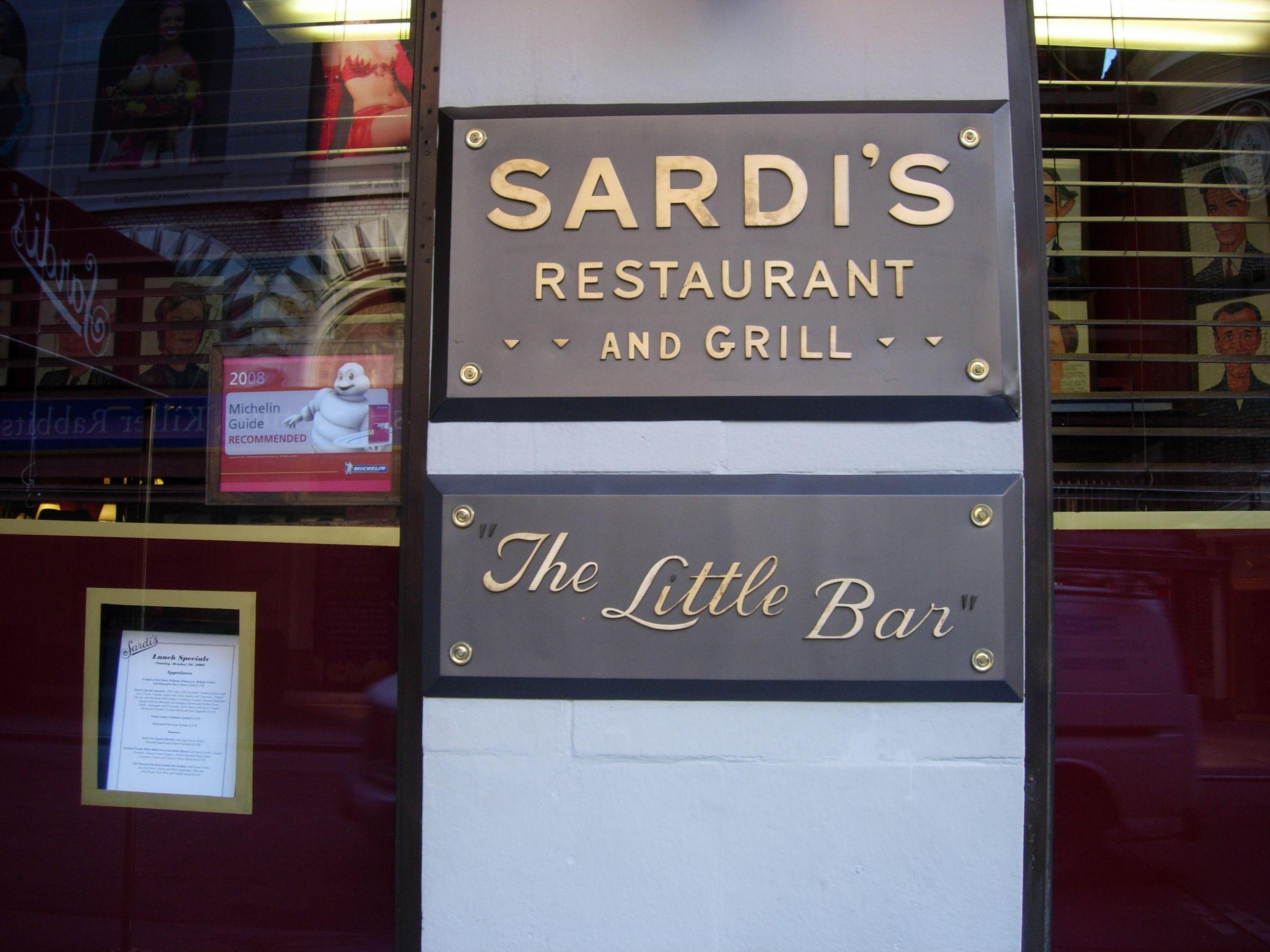 NYC Sardis