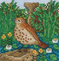 Garden Bird free chart
