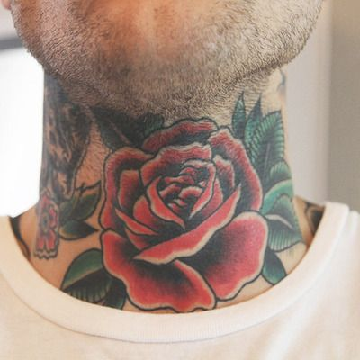 Pin Von Tattify Auf Neck Tattoos Korper