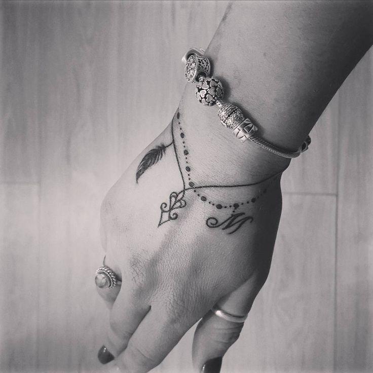 Kuvahaun Tulos Haulle Bracelet Tattoos On Wrist Tattoo Bauch
