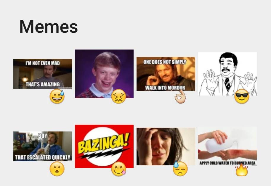 Memes Stickers Set | Telegram Stickers