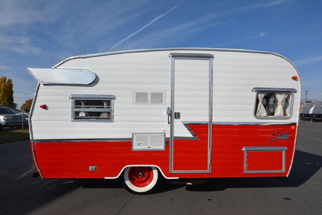 New 2015 Shasta RVs Airflyte 16 Travel Trailer at Sierra