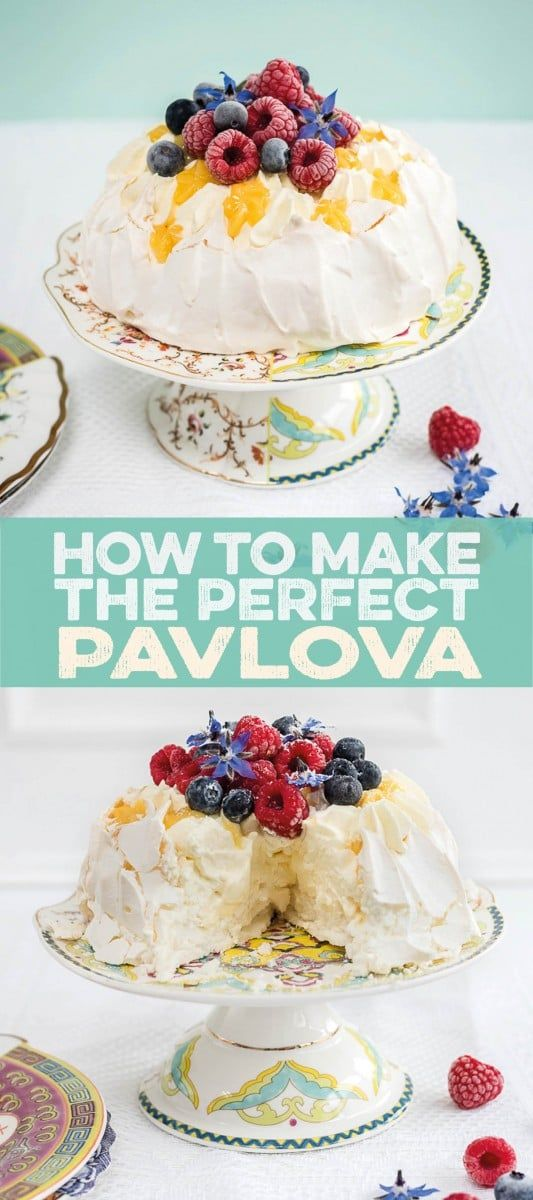 Photo of How to make the perfect Pavlova – Step By Step | Supergolden…