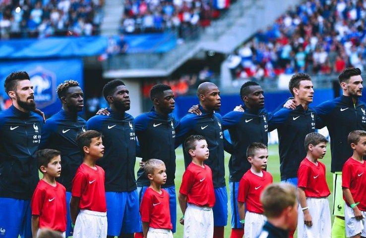 How can i meet my favorite football team? Mikroszkop Terrorizal Kiserlet France National Team Roster Eskimosaleau Com