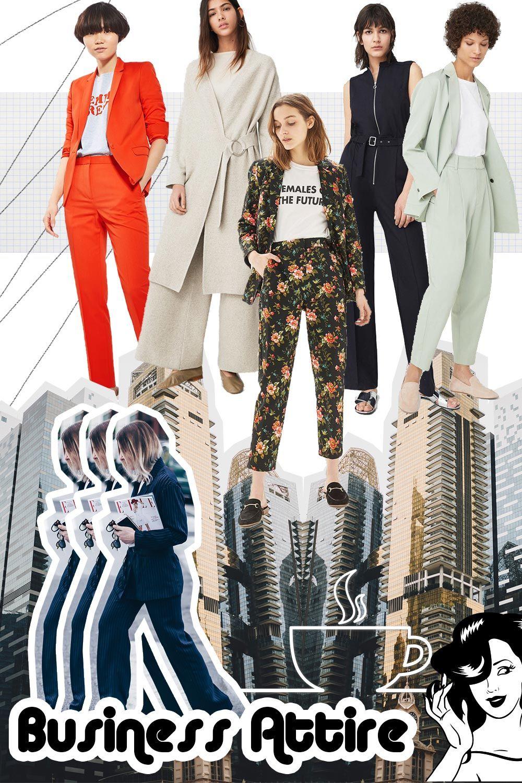 Fashion Mood Boards zu den 5 Top Modetrends 2017 | fashion ...