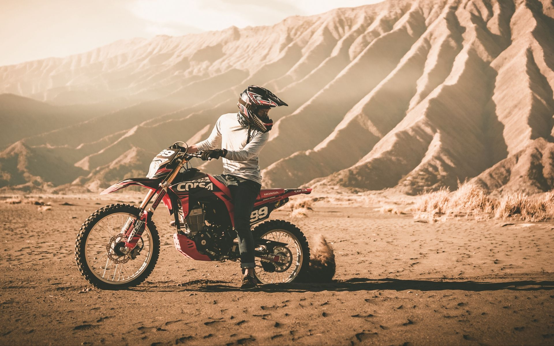 Rider Hd Wallpaper Rider Motorcycle Wallpaper Enduro Motorcycle