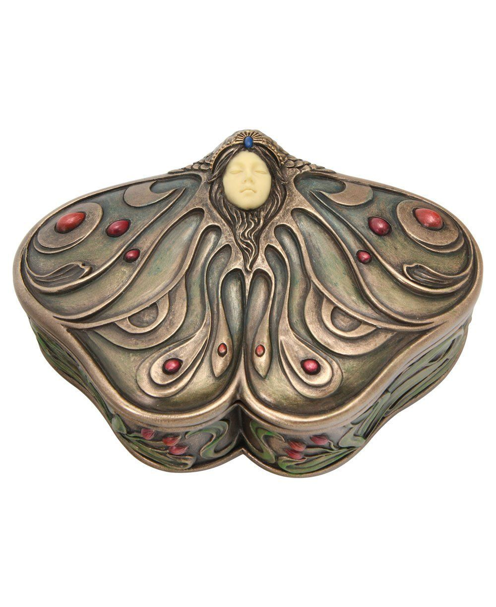 Art Nouveau Princess Jewelry Box Art Nouveau Pinterest