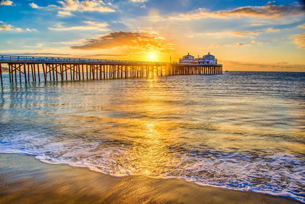 ... Malibu Pier Sunrises & Sunsets! Nikon D800E Dr. Elliot McGucken Fine Art Landscape &