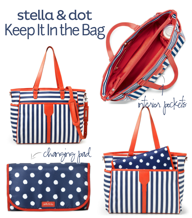 New Diaper Bags We Love Diaper bag Changing pad and Stella dot