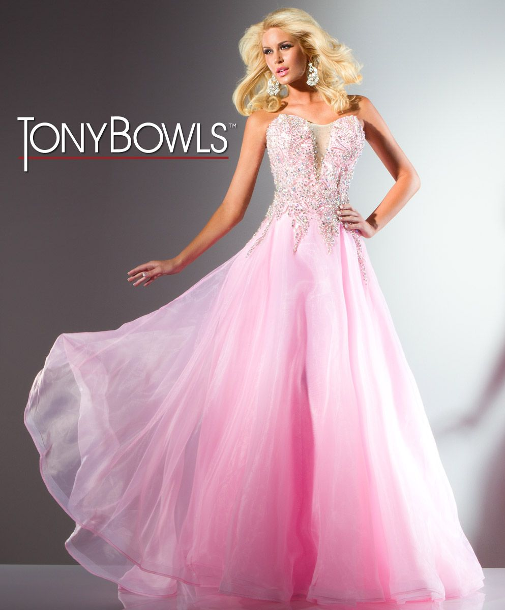Tony Bowls Collection » Style No. 113C31 » Tony Bowls   PinksA ...