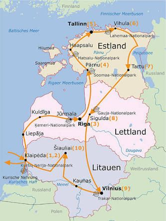 map of baltic states - Google Search | Baltic states | Lithuania ...