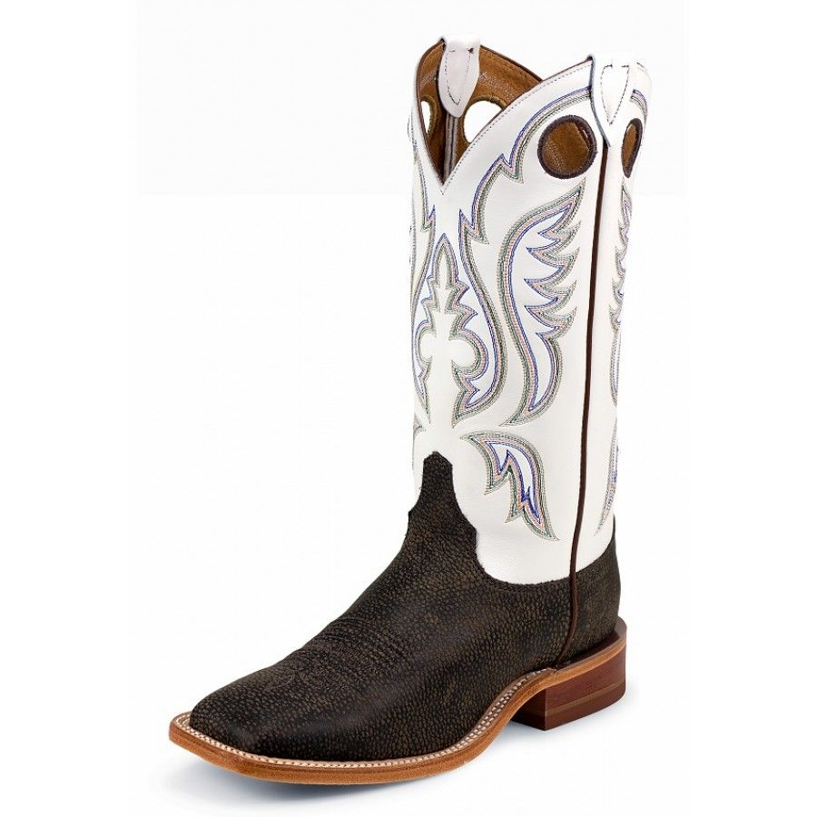 Justin Men\u0026#39;s Bent Rail Cowboy Boots