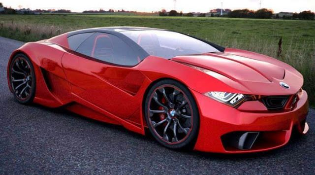 BMW M9 Price Concept Top Speed