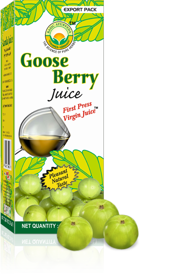 Indian gooseberry juice contains the highest amount of Vitamin C. Gooseberry juice has high amounts of Vitamin C, Nicotonic Acid, Vitamin B-1, Iron, and Calcium