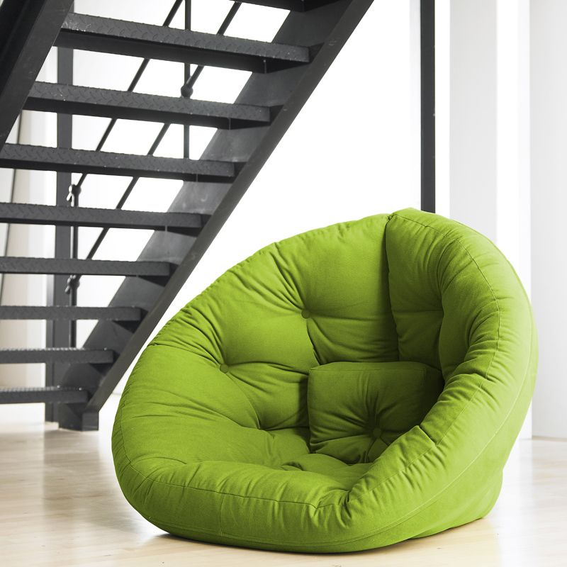 nest small futon in lime by jaxx bean bags   rosenberryrooms   nest small futon in lime by jaxx bean bags   rosenberryrooms        rh   pinterest