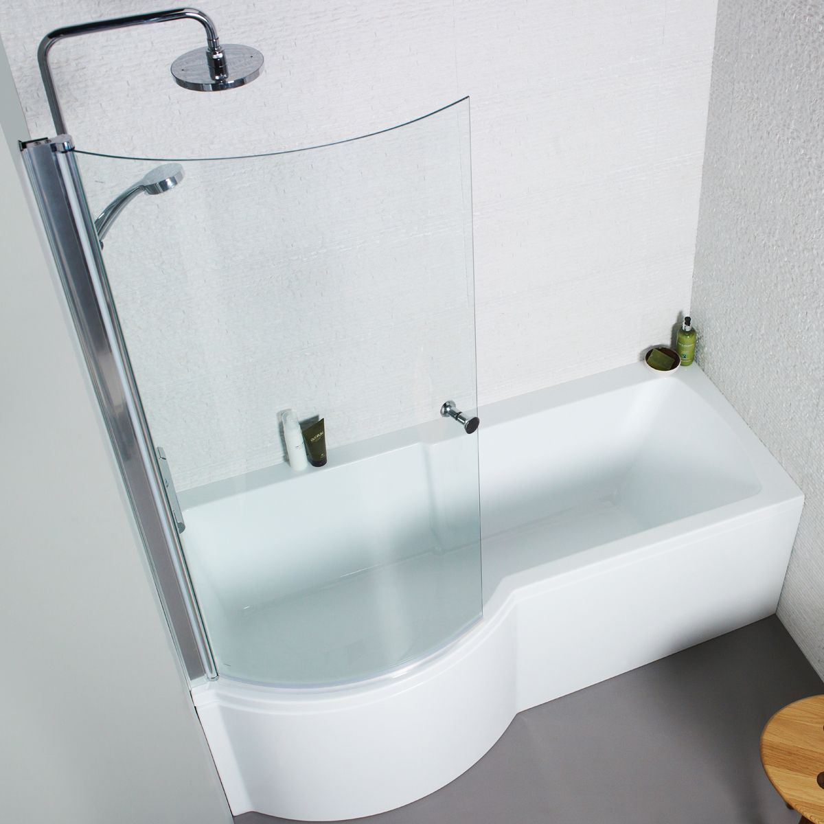 Beautifully P Shared Bath P Shaped Bath Shower Bath Bath Panel
