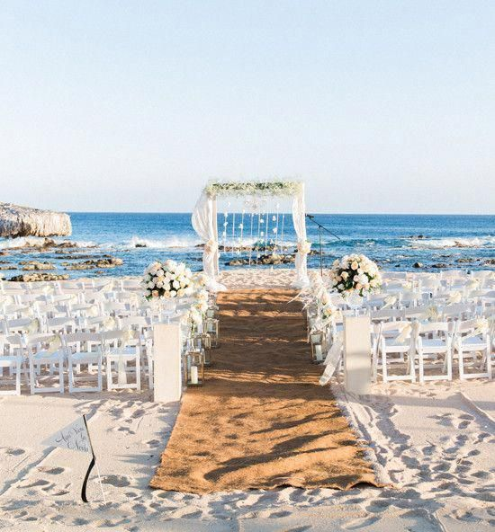 Welcome Your Guests To Your Beach Wedding