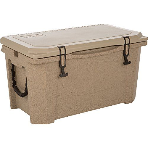 Grizzly The Hunting Ice Box 400qt Cooler 9833 Sandstone You Can Get Additional Details At The Image Link This Is An Amazon Affiliat Outdoor Cooler