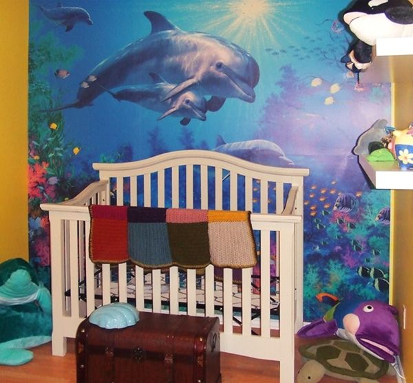 by leslie c london canada nursery baby bedroom beach