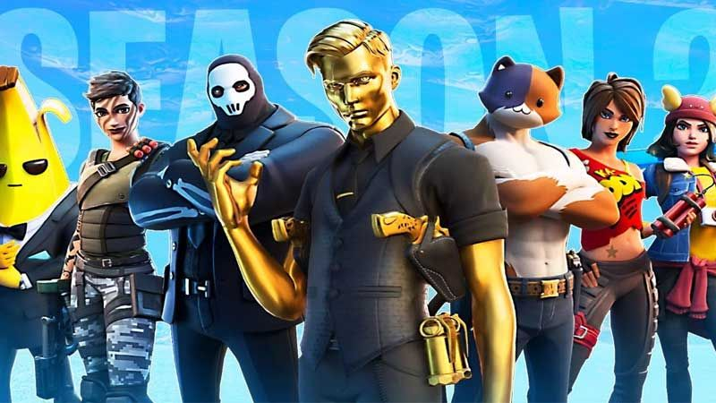 Pin On Gaming News Cool wallpapers fortnite chapter 2