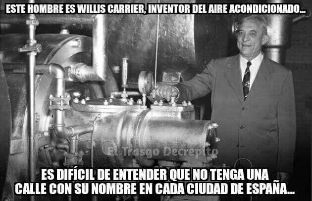 Inventor aire acondicionado