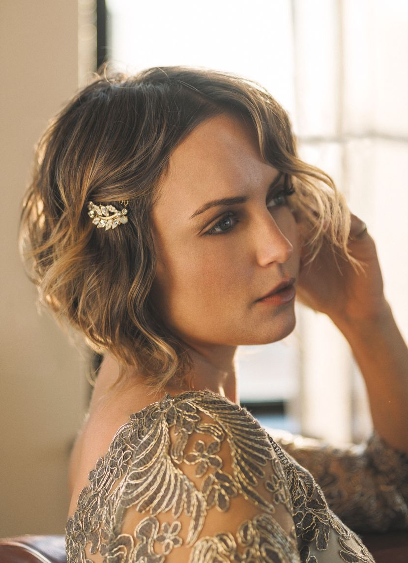 In love with the glamourai anthropologie hair inspiration and