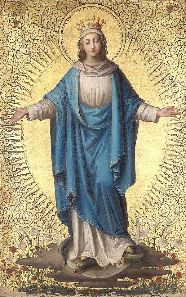 hail holy queen faith