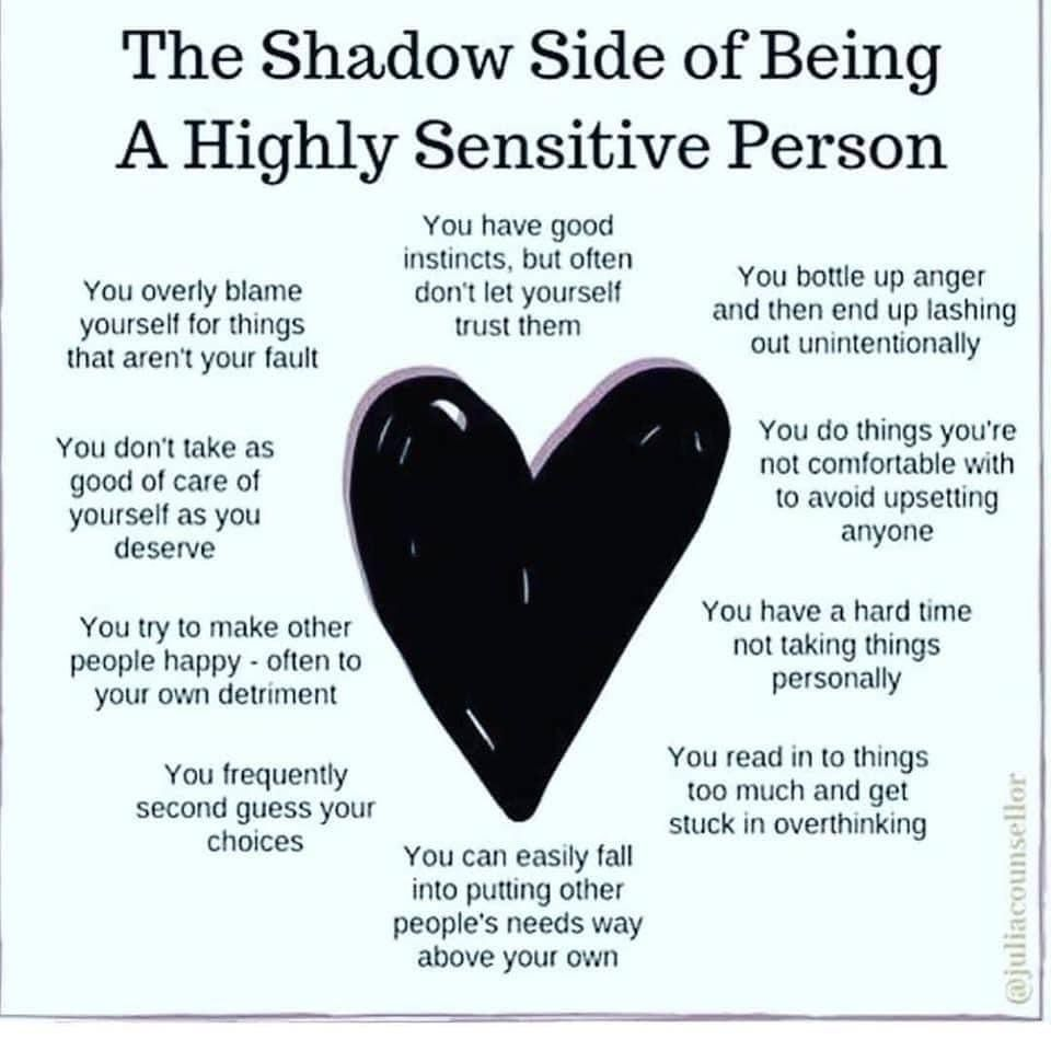 """Heidi Shoemaker on Instagram: """"Not cat related…..but anyone else out there super sensitive? I'm feeling so many things this week and I often wish I could just push the…"""""""