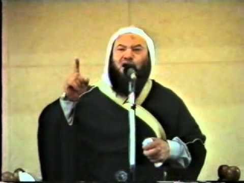 خطبة الجمعة بمسجد الحمد الشيخ عبده الأقرع يوم 20 3 2009