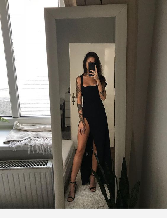 Photo of Related Posts: Winter Long Dresses 2016Nude Lace Dress with a Black BlazerLeo Print Summer Dress and…