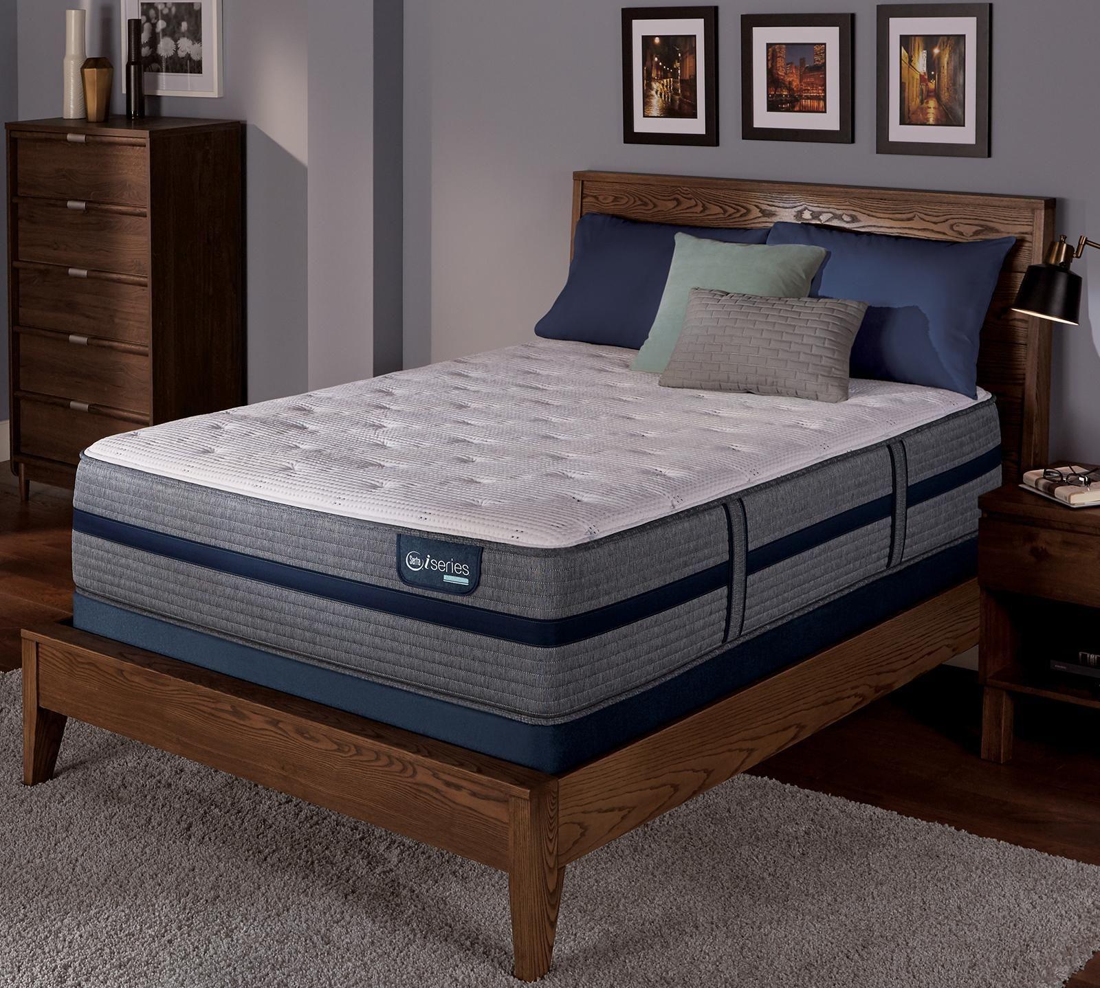 "iSeries Hybrid 300 13.5"" Plush Mattress Adjustable beds"