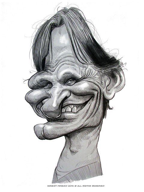 Viggo Mortensen by Ernesto Priego