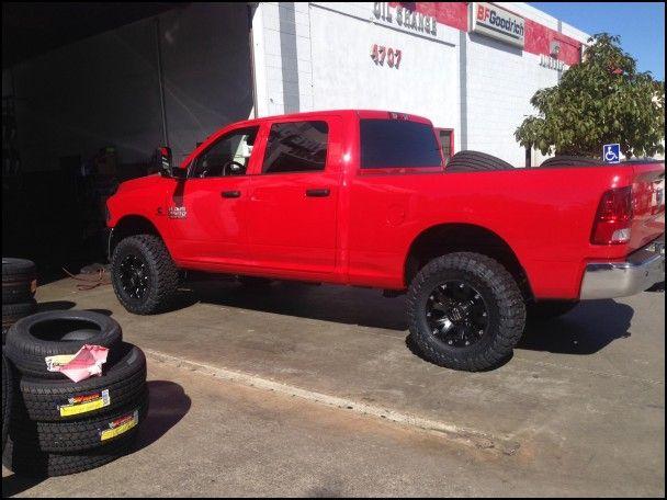 Dodge Ram 3500 Tire Size Wheels Tires Gallery Pinterest