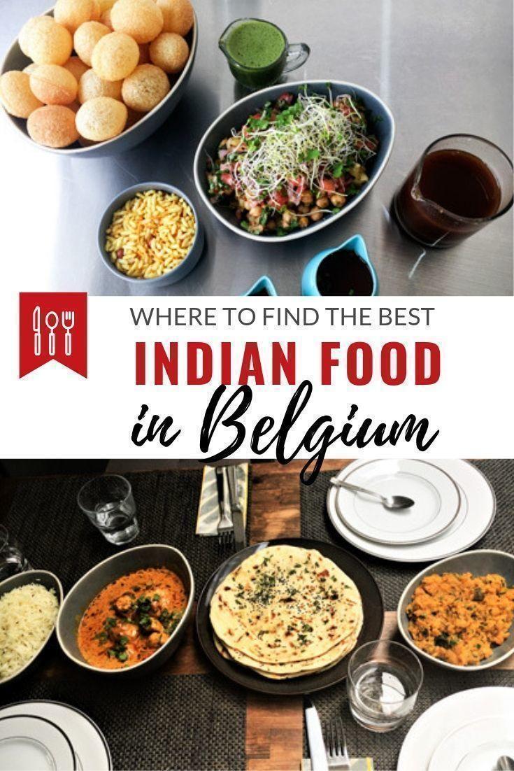 Indian Food In Belgium