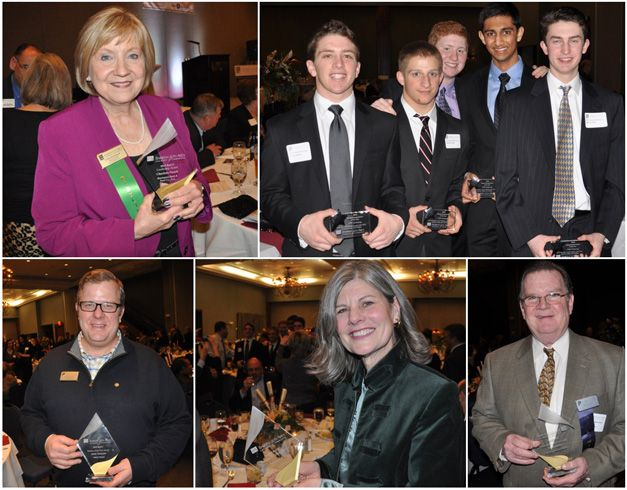 The Barrington Area Chamber of Commerce presented five business awards during their 2nd annual gala event, including their first Young Entrepreneurs award.  And the winners are... http://wp.me/p1NGbX-PnG
