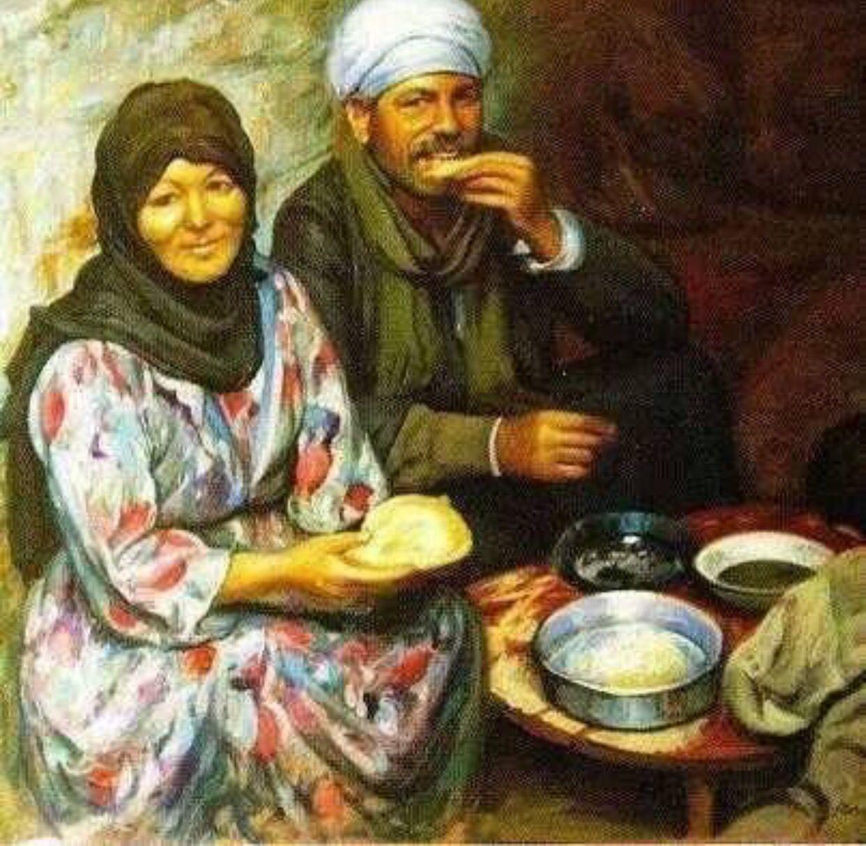 أحب البسطاء فهم أنقى الناس صباح النقاء والصفاء Egyptian Painting Egyptian Art Arabian Art