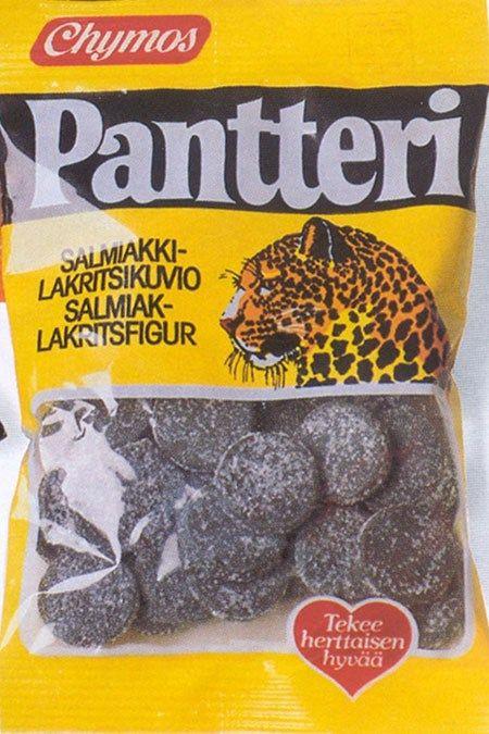 Pantteri vuonna 1982