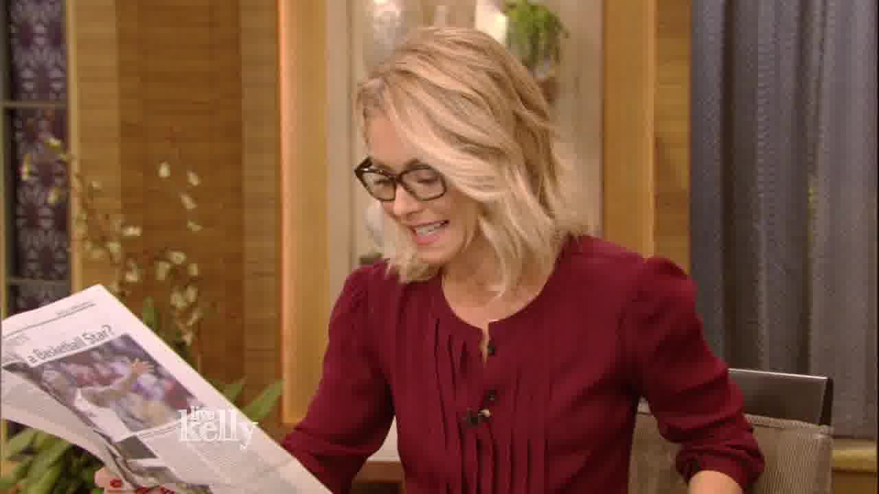Live! With Kelly Transcript