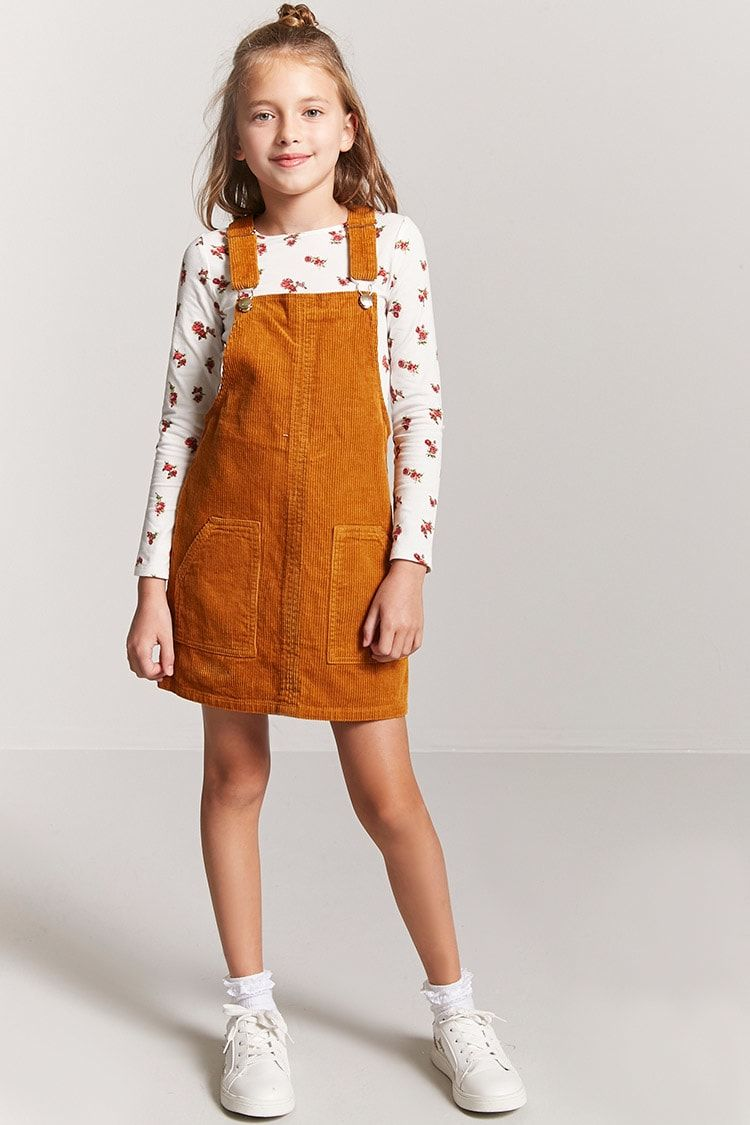 5870acd9e95 Product Name Girls Corduroy Overall Dress (Kids)