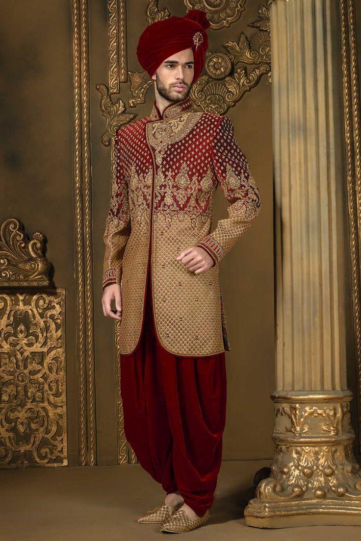 Mens sherwani nihal fashions mensfashionindian mens fashion