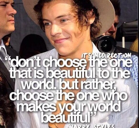 Beautiful flower child | Harry styles facts, Harry styles ...