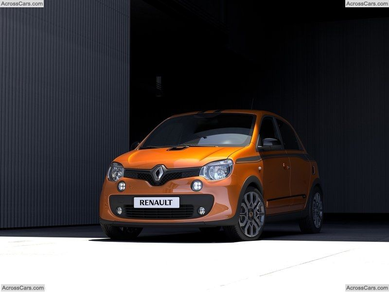 Renault Twingo Gt 2017 Cars Vehicles City Car