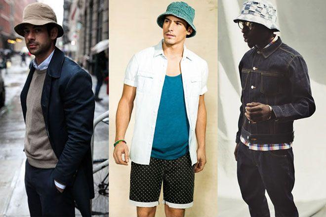 Accessori moda uomo  bucket hat o cappello da pescatore  91e6a761adde