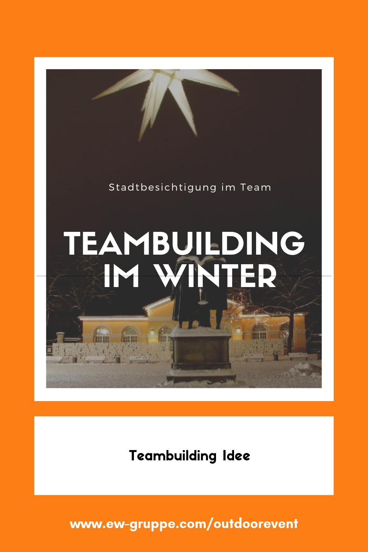 Spielideen Weihnachtsfeier Firma.Neues Team Teambuilding Im Winter Nutzen Wie Wäre Es Mit Einer