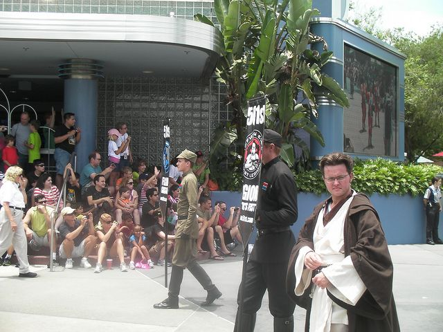 Star Wars Parade     #Star Wars# is probably the greatest motion pictures ever, so why don't you have a
