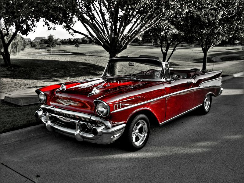 Classic american cars 1950s images for Old american cars