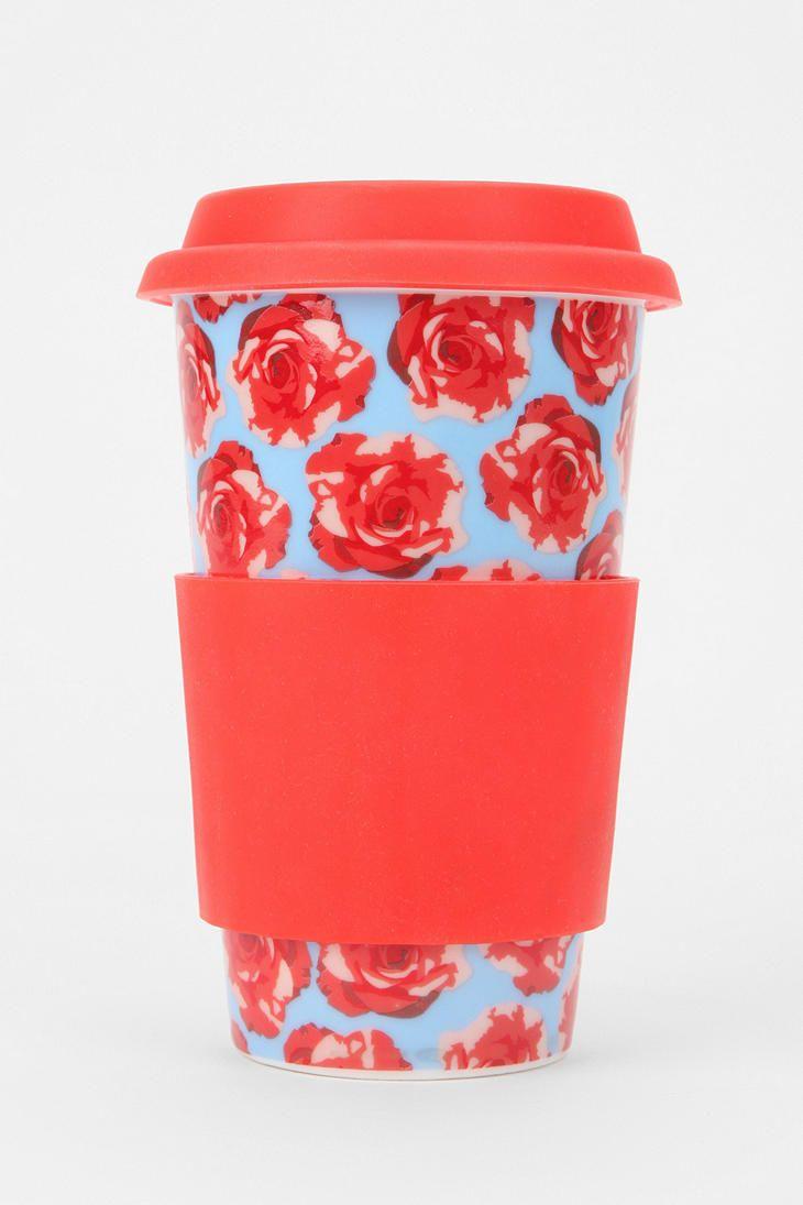 b61ebb05323 Tea Lovers To-Go Cup | Things I Want | Cute coffee cups, Mugs, Cute mugs