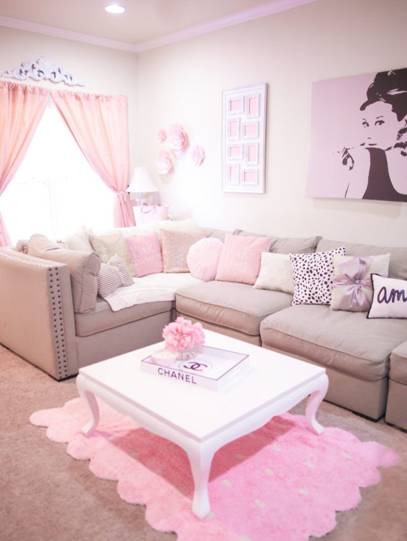 The Most Girly Pink Decor For A Feminine Home Room Decor Bedroom Decor Home Decor
