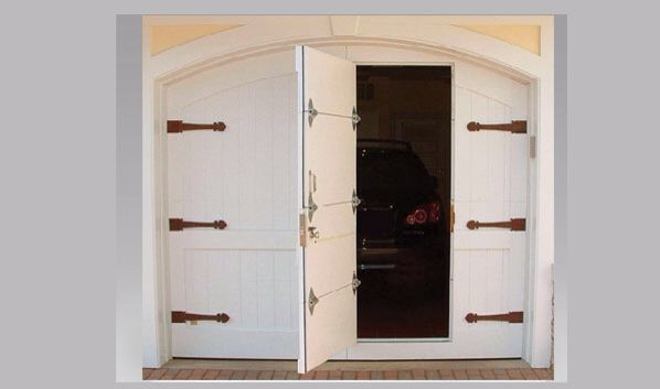 Like Access In Garage Door Would Be Cool Vintage Wood