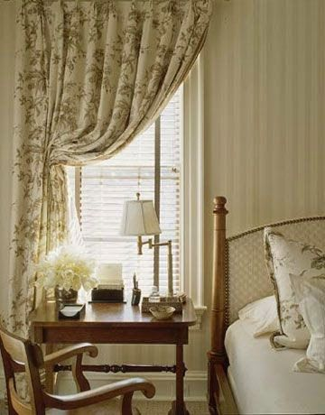 At The Window No 9 The Italian Strung Drape Cottage Curtains Condo Living Room Country Cottage Decor